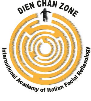Dien Chan Zone / Facial Reflexology . DCZ logo