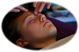 Holistic Facial / Ear Candling / Facial Cupping. Josie facial circle