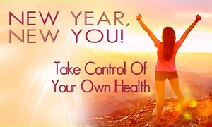 Home. New Year New You